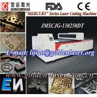 Quality High Precision CO2 CNC Lazer Cutting Machine Price JMSCJG-130250DT for sale