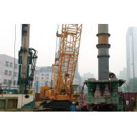 Quality Bored Pile Construction Equipment Hydraulic Rotators With Wired Remote Control Mode for sale
