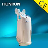 Buy Medical Laser Fat Freezing Machine Four Handles 1 - 90mins Cryo Fat Removal Device at wholesale prices
