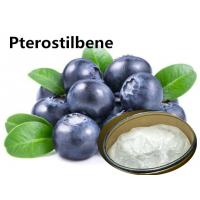 China Natural Blueberry Extract 99% Pterostilbene CAS: 537-42-8 For Anti-oxidation on sale