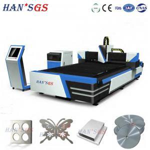 Quality Advanced Fiber Laser Cutting Machine for SS/MS/Alu 6000*2000mm (500W/1000W/1500W/) for sale