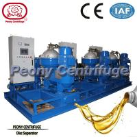 Quality Disc Stack Large Capacity Centrifugal Separator For Waste Oils for sale