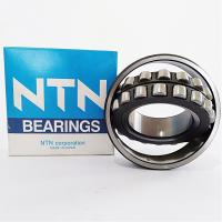 Quality DIN Spherical Roller Cage Bearingweight 0.3 kg / Double Roller Bearing 22206CA for sale
