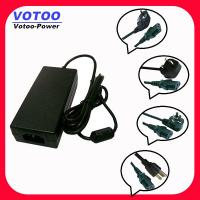 Quality LED 5VDC 60W AC DC Power Adapter / Power supply with ETL FCC Marks for sale