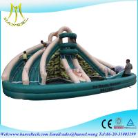 Quality Hansel bouncing house,cheap inflatable water slides for sale,inflatable swimming pool for sale