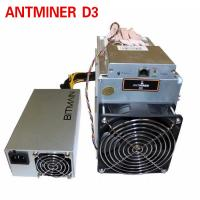 Quality Antminer D3 (19.3Gh) from Bitcoin Mining Device X11 algorithm hashrate of 19.3Gh/s for sale