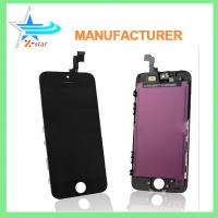 Buy cheap Black Mobile iPhone LCD Screen For iPhone 5s Repair Parts from wholesalers