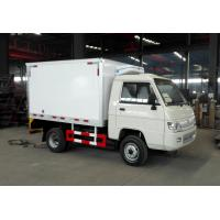 Quality 0.5Ton - 1Ton Forland Refrigerated Transport Trucks Small Capacity For Frozen Food for sale