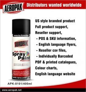 Quality Pant Spray Pinturas de aerosol de automoviles for Bolivia Market for sale