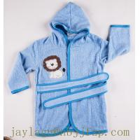 Buy 100% cotton Baby Towel Bathrobe at wholesale prices