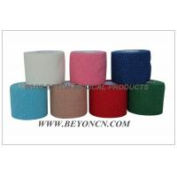 Quality Cotton Self - adhesive Flexible Bandage Latex-free Hand Tearable for sale