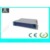 Quality 24 Core ODF Fiber Optic Distribution Box Rack Mount Outdoor Distribution Box for sale