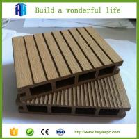 Quality HEYA exterior wood plastic composite wpc tiles outdoor south africa for sale