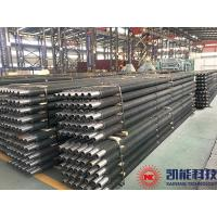 Quality Fin Tube Boiler Spares Spiral Cantilever Structure Light Weight Small Size for sale
