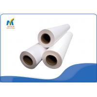 Quality CE Solvent Printer Inkjet Heat Transfer Paper 100 Meters White For Mug Sublimation for sale