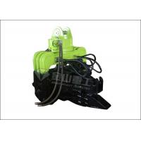 China Excavator Mounted Vibratory Pile Hammer For Sumitomo SH240 SH300 for sale