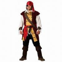 Buy cheap Men's costumes for party and Halloween, Size from S to XL from wholesalers