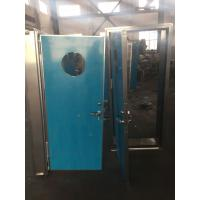 Quality Marine Fire Proof Cabin Marine Access Doors Stainless Steel Marine Hatch Door for sale