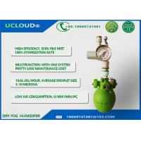 11L / H Dry Fog Humidifier UC - 03 Compressed Air And Water Spray Humidifier