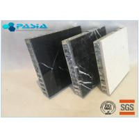Quality Flamed Surface Honeycomb Stone Panels 25 - 30 Mm Thickness For Old Building Renovation for sale