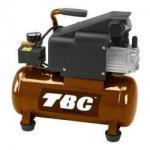 Quality 2.0HP 3-gal Hotdog Oil Lube Compressor for sale