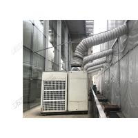 China Floor Standing Ducted Air Conditioner HVAC Air Handling Unit 25hp / 22 Ton Air Cooling Climate Type for sale