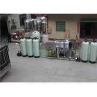 380V Seawater Reverse Osmosis System , Desalting Machine RO System