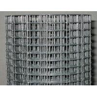Quality Oxidation Resistant PVC Coated Welded Wire Fencing 1 Inch Square Wire Mesh for sale
