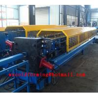 Quality Square Downspout Roll Forming Machine Electrical For Rainwater Pipes for sale