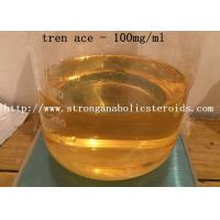 Quality Tren Ace Injectable Anabolic Steroids Trenbolone Acetate 100mg Yellow Oil Liquid for sale