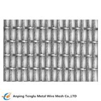 Buy cheap Stainless Steel Cable Mesh Cable pitch: 40mm Cable diameter: 3mm x 1. from wholesalers