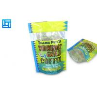 Quality Large Resealable Food Packaging Bags Ziploc Colorful Custom Printing for sale