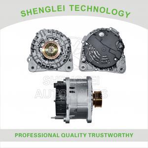 Quality OEM 0124515035 Volkswagen Car Alternator , 12V 120A VW Bora Alternator for sale