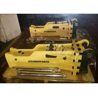 Quality Okada Excavator Rock Breaker 290 Kg , Mini Excavator Jack Hammer For Hyundai R55 R60 for sale