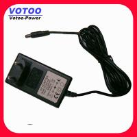Quality Wall Mount ABS CCTV Power Adapter 7v 3a 23 W For Biometric Fingerprint for sale