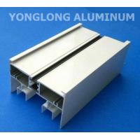 Quality T4 T5 T52 T6 Anodized Machined Aluminium Profiles Frame Extrusions Customized Shape for sale
