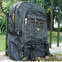 China Canvas Travel Bag,Sports Backpack Bag,Canvas Backpack on sale