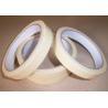 130 Degree High Temp Masking Tape Resisting Pressure Senstive , Coloured Masking Tape for sale