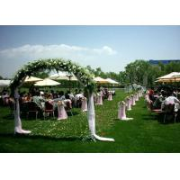 Quality 32mm Soft Plastic Artificial Grass For Wedding Decoration 4 Tone Wear Resistance for sale