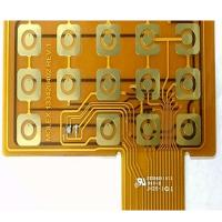 Buy cheap Yellow Soldermask Flexible PCB Prototype FR4 Stiffener Touch FPCB Polyimide from wholesalers