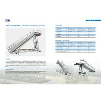 Durable Aircraft Passenger Stairs , Aviation Ground Support Equipment