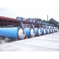 China OEM lime, cement, gypsum, sand 5000 m3 automatic aac brick autoclave on sale