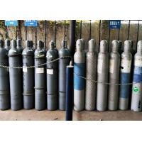 Quality Colorless High Pressure Nitrogen Gas , 99.999% N2 Purity Cylinder Gas for sale