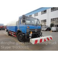 Quality Dongfeng road washing vehicle for sale for sale
