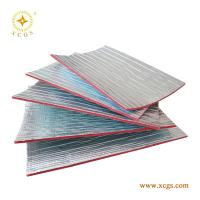China EPE Aluminum Foil Heat Reflective Construction Insulation Roll Material on sale