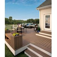 Quality The best outdoor decking material Wpc hollow outdoor decking(RMD-53) for sale