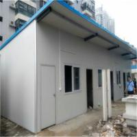 Quality Prefabricated Structure House Flat Roof Steel Pipe Truss house for sale