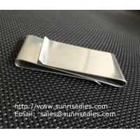 Dual Stainless Steel Money Clips for men, double sided steel money clips, for sale
