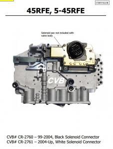 Quality Auto Transmission 45RFE 545RFE sdenoid valve body good quality used original parts for sale