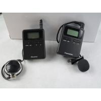 Buy 008A Mini Simultaneous Translation Equipment 158 Channels For Conference Room at wholesale prices